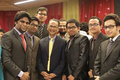 A Tribute to Dr Rafiqur Rahman